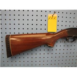 rrr... Remington Magnum Wingmaster Model 870 pump-action 12 gauge Magnum for 3 in shells