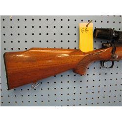 GG... Remington model 700 bolt action internal clip 22-250 Bushnell 3-9 scope stock has various Nick