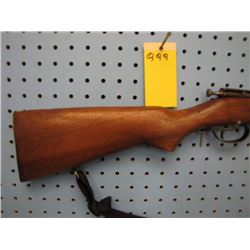 qqq... Cooey model 75 bolt action 22 calibre single shot
