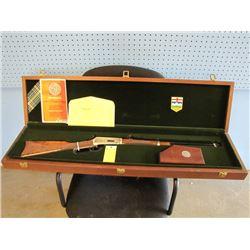 J... Winchester model 94 commemorative 38 55 cal lever action Alberta Diamond Jubilee comes with pre