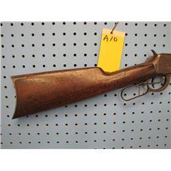 """a10... Winchester model 1894 lever action 30 WCF calibre Crescent butt octagon 26 """"barrel serial # 1"""