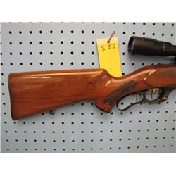 sss... Savage Arms Model 99c lever action clip 308 Winchester BSA scope