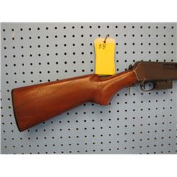 BB... Winchester 1905 self loader 35 calibre Buckhorn sights forestock cracked