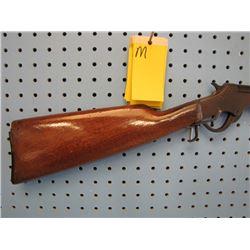 M... J Stevens Arms Marksman 22 calibre break open Stock cracked butt plate broken