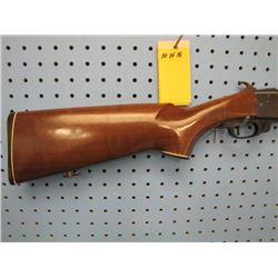 nnn... Remington Model 812 break open 410 guage 3 in full choke single shot