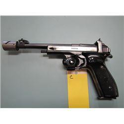 C... RESTRICTED... vostok m4m 22 calibre semi automatic pistol
