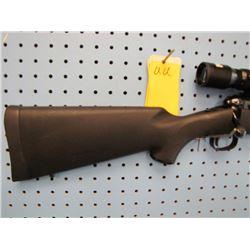 UU... Savage Model 111 calibre 7 mm Remington Magnum bolt action clip Bushnell scope synthetic stock