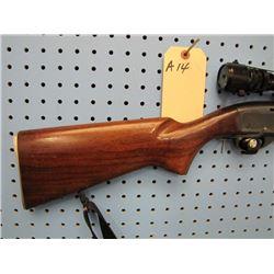a14... Remington woodsmaster model 740 semi automatic clip 30 06 Sprg. Bushnell scopechief 2.5 x 8