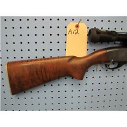 a12... Remington Gamemaster model 760 pump-action clip 300 Savage calibre comes with Bushnell Legend