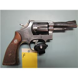F... PROHIB... Smith & Wesson model 18 revolver 22 calibre barrel length 100 m m