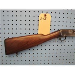 a18... Remington model 12a pump-action 2 magazine 22 short long or long rifle
