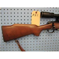 a21... Remington Model 788 bolt-action clip 6 mm Remington Bushnell scope