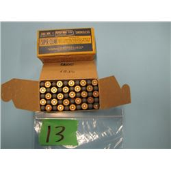 Lot 2 boxes 380 MK1 Cil Dominion ammunition