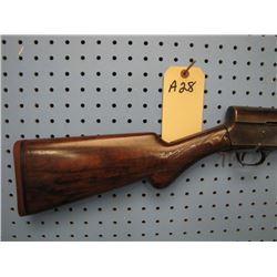 a28... Belgium Browning 12 gauge two and three-quarter inch autoloader humpback bolt in stock