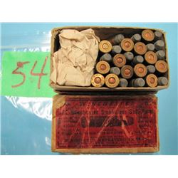 box 32 WCF with 28 rounds