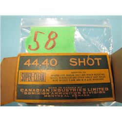 box Cil 44. 40 shot 15 rounds