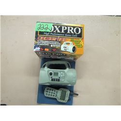 Foxpro high performance game caller