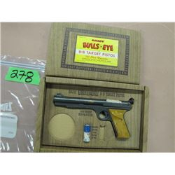 Daisy Bullseye BB pistol model 177