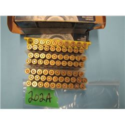 lot of 69 rounds of 22-250 ammunition