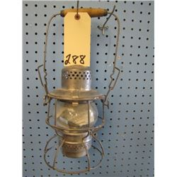 CPR switchman's Lantern new