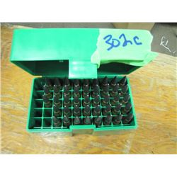 lot of 43 rounds 308 reload ammo