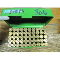 lot of 50 rounds 300 Win Mag reloads
