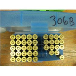 lot of 43 rounds 300 Win Mag reloads