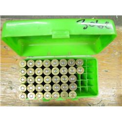 lot of 37 rounds 300 Win Mag reloads