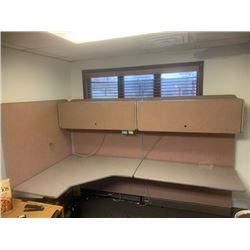 Office Desk/Organizer Station