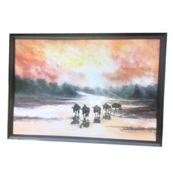Gavin Collins Painting