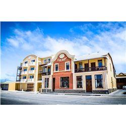 Hotel accommodation in Swakopmund