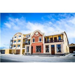 Hotel accommodation in Swakopmund