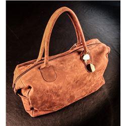 Nakara Pedro Travel Bag - Zebra Leather