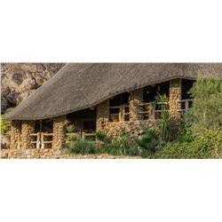 2 nights accommodation for 4 people at Ondundu Etosha Lodge