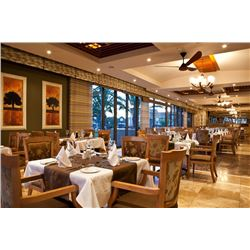 Sunday Lunch at the Safari Court Hotel