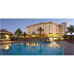 Accommodation at the Safari Court Hotel