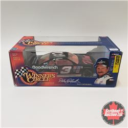 Winners Circle Nascar Dale Earnhardt - Car #3 Chevrolet Monte Carlo (1/24th Scale)