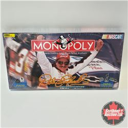NASCAR Monopoly - Dale Earnhardt Collector's Edition