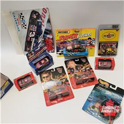 Tray Lot - 1998 Theme : Variety Sizes & Makers (Must See !) (7 of 1/64 Scale) & (1 of 1/43 Scale)