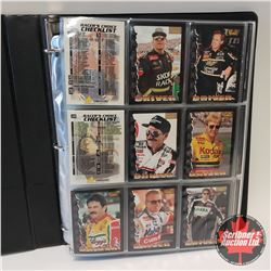 "Binder Lot - Collector ""Race"" Cards (331 Cards !) Variety of Cars, Drivers, Owners & Crew - MUST LOO"