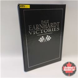 "Book produced for P.J. Ryan 2003: Dale Earnhardt ""Victories"" Limited Edition 1936 of 3000 (COA)"