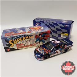 Dale Earnhardt Jr. #3 AC Delco/Superman 1999 Monte Carlo Limited Edition (1/24th Scale) Stock Car
