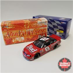 Dale Earnhardt Jr. #8 Budweiser 1999 Monte Carlo Limited Edition (1/24th Scale) Stock Car