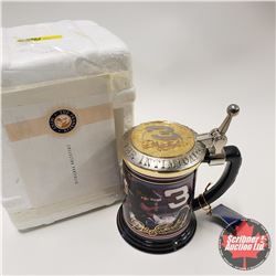 "Franklin Mint Dale Earnhardt ""Eyes on the Prize"" Collector Tankard"