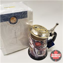 "Franklin Mint ""1994 Earnhardt The Legend"" Commemorative Tankard"