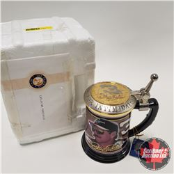 "Franklin Mint Dale Earnhardt ""The Bass Pro Shop Car"" Collector Tankard"