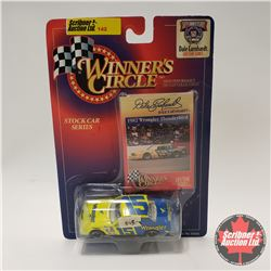Winners Circle Nascar Dale Earnhardt (1/64th Scale) 1982 Wrangler Thunderbird (50th Anniversary)