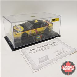 Revell Collection '98 Monte Carlo - Steve Park #1 Pennzoil (1/24th Scale Nascar Stock Car in Display