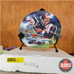 """Nascar Collector Plate """"D-Day"""" #I2205"""