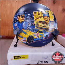 """Nascar Collector Plate """"Blast From the Past"""" #2939P"""